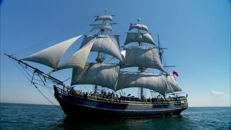 Cape Breton Tourism Spotlight: Tall Ships Sail Into Port Hawkesbury July 24th.