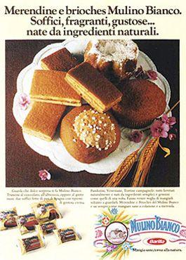 Buoni a merenda. È il 1978 e nascono le merende del Mulino Bianco.