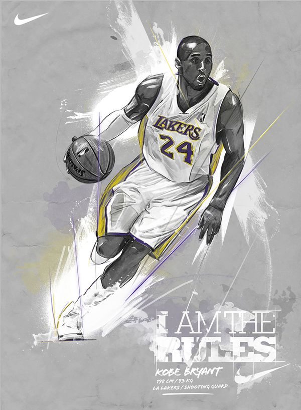 designer fashion f43c1 cda8d Kobe Bryant and Nike. If you like basketball or Kobe or both I am sure you  have a ton of Nikes to try to be like him   Comm Class   Nike ...