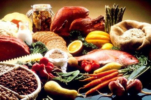 5 punti della dieta ideale