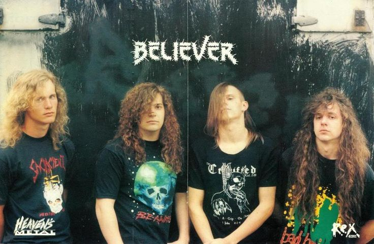 Image result for Believer band