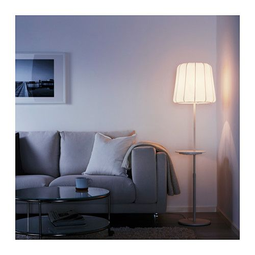 VARV Floor lamp with wireless charging