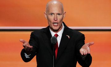 Florida Gov. Rick Scott Tells Congress To 'Show Up' In Fight Against Zika
