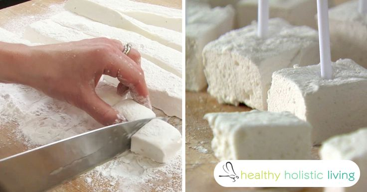 Healthy Marshmallow Recipe