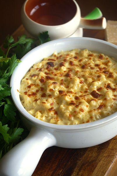 Macaroni Cheese - Julie Goodwin