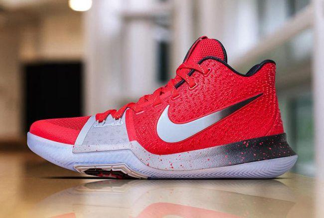 http://SneakersCartel.com Another Nike Kyrie 3 PE for Kyrie Irving #sneakers #shoes #kicks #jordan #lebron #nba #nike #adidas #reebok #airjordan #sneakerhead #fashion #sneakerscartel