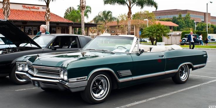 1965 Buick Wildcat Convertible 1960 to 1969 CARZ