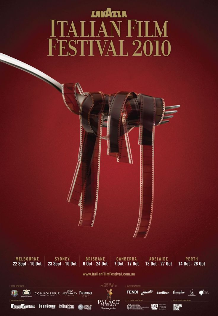 Return to the main poster page for Lavazza Italian Film Festival