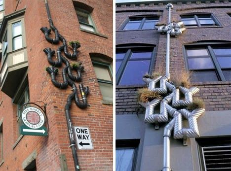 17 Best Images About Creative Amp Fun Gutter Designs On
