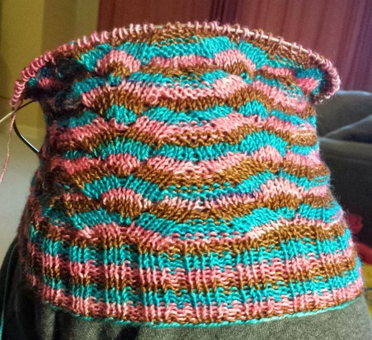 Just Run Knit: From Toe to Head. How to convert your favorite sock pattern into a hat pattern!