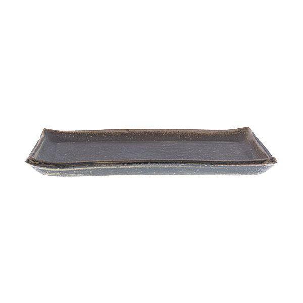 Bungoro - Keramik Teller L   Handgemachtes Japanisches Geschirr
