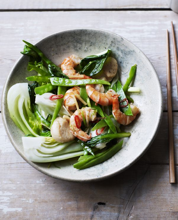 40 best chinese food recipes images on pinterest asian food king prawn and scallop stir fry chinese food recipeshealthy forumfinder Gallery
