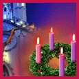 Home : Events : Advent [Dec 2 - 24] - Hope And Peace...