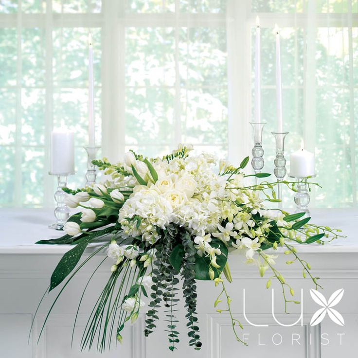 Wedding Church Altar Arrangements: 1000+ Ideas About Altar Flowers On Pinterest