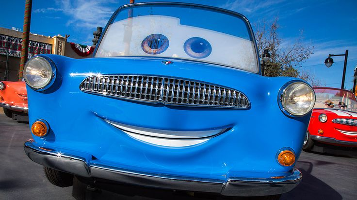 As we told you last year, Luigi has invited his cousins from Carsoli, Italy, to Radiator Springs for a special celebration! Today, I'm very eccitata to tell you that the celebration will begin when Luigi's Rollickin' Roadsters opens March 7 at
