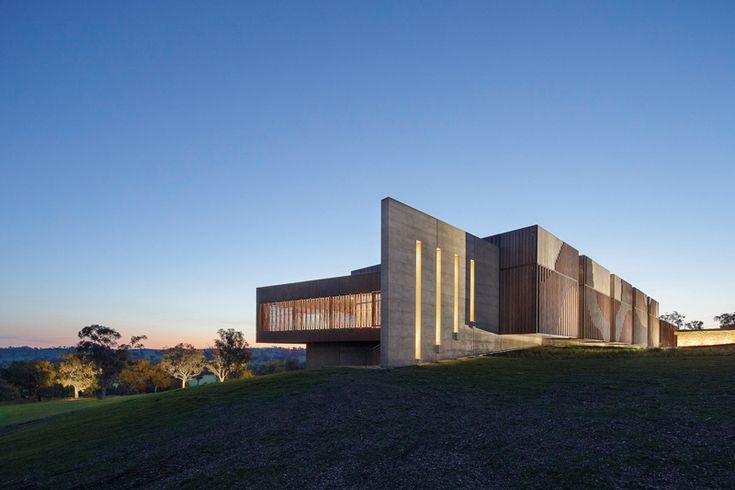 Garangula Gallery by Fender Katsalidis Mirams Architects