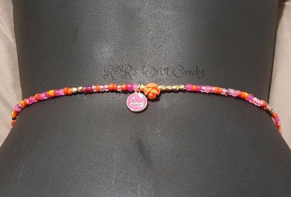 Waist Beads Beaded Belly Chain Seed Beads African Waist