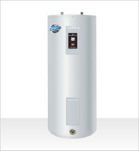 Chauffe-eau Bradford White, modèle M-2-65R8DS      Capacité: 60 gallons     Puissance: 4500 Watts     Voltage: 240 volt     Garantie:     8 ans – Perforation     6 ans – Éléments     6 ans – Thermostat     1 an – Installation
