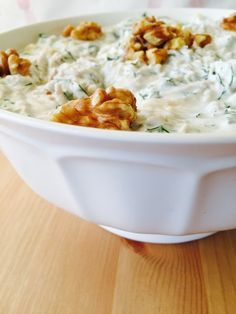 Cevizli Tavuk Salatası