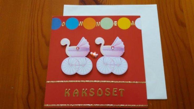 Onni-kortti Kaksoset tytöt