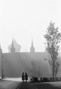 smarkula:  Kraków 1959, fot. Henryk Hermanowicz