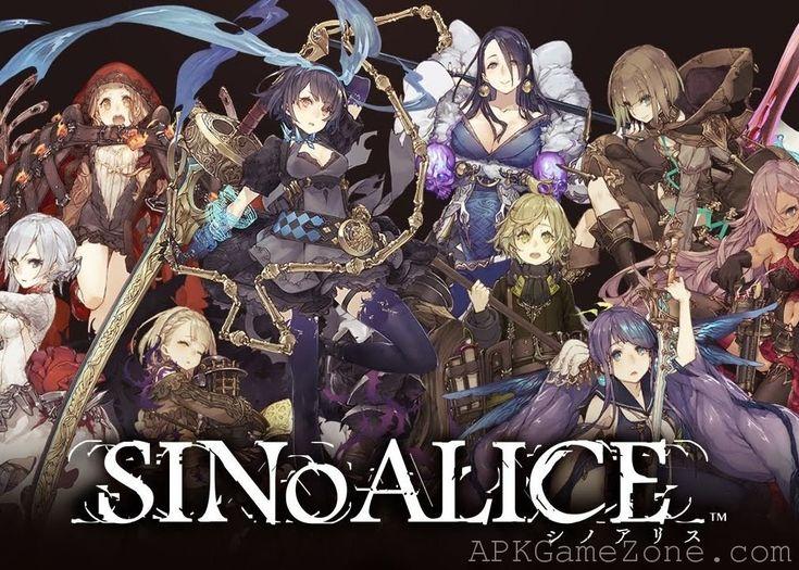 SINoALICE Infinite Sp Mod Download APK Аниме арт