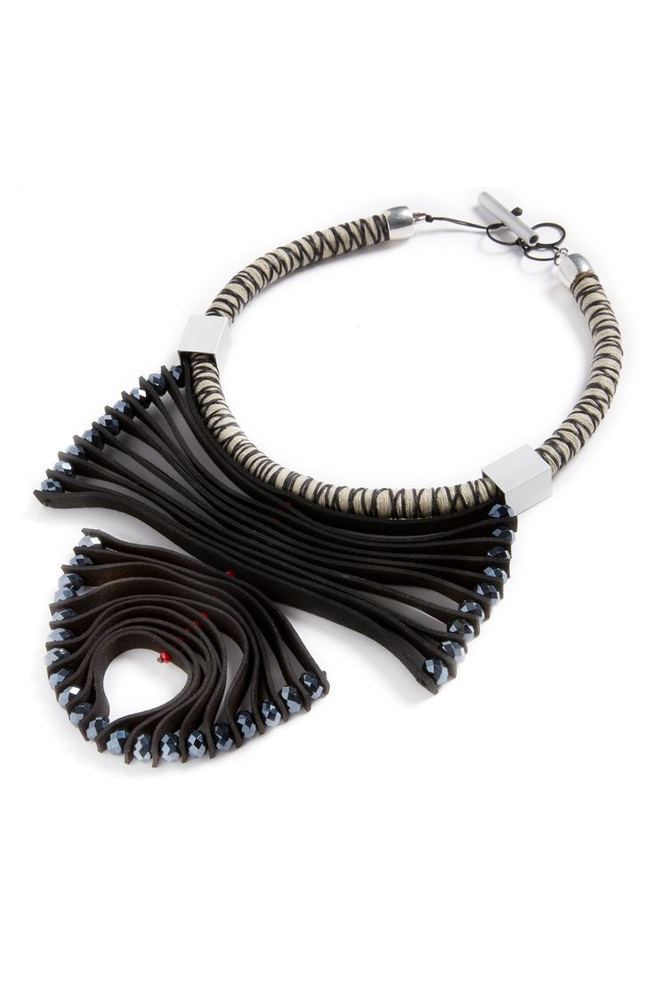 Christina Brampti Statement Necklace