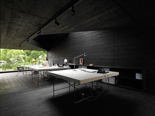 Atelier of Valerio Olgiati, Flims, Switzerland © Archive Olgiati