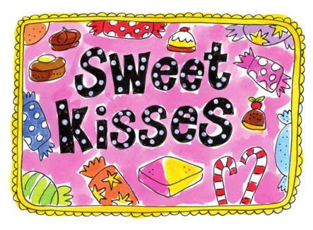 Sweet kisses - Blond Amsterdam