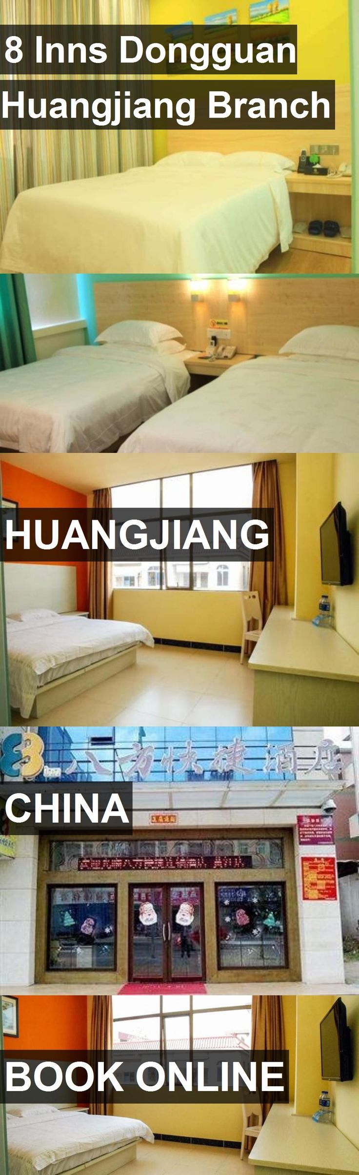 Hotel 8 Inns Dongguan Huangjiang Branch in Huangjiang, China. For more information, photos, reviews and best prices please follow the link. #China #Huangjiang #8InnsDongguanHuangjiangBranch #hotel #travel #vacation