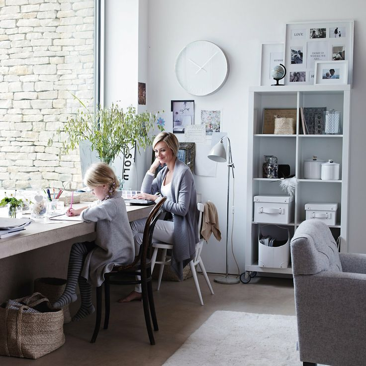 Family study space   The White Company   Inside