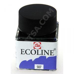 Talens Ecoline Sıvı Suluboya 30 ml. 507 Ultramarine Violet