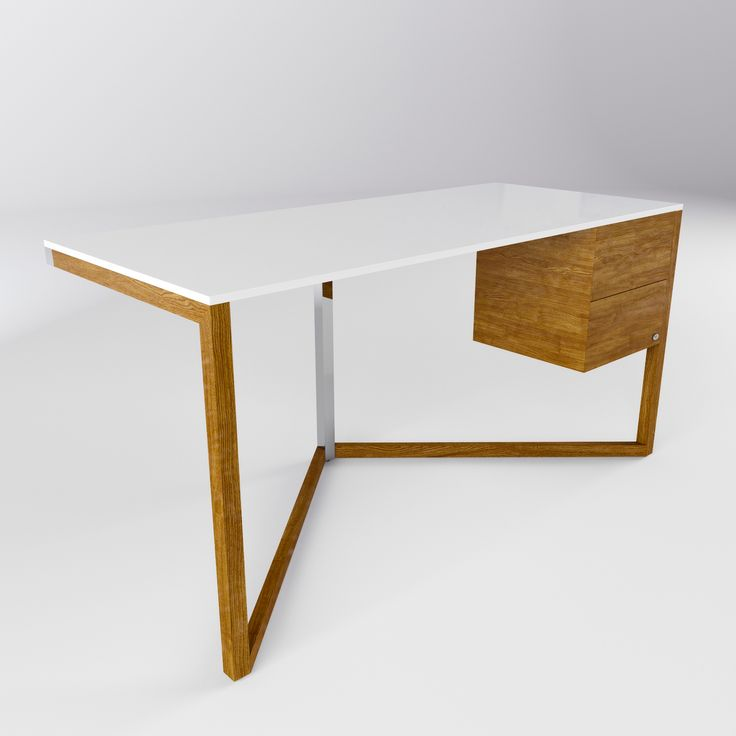 Единственный в своем роде письменный стол на трех ногах, которые соединены между собой в треугольную форму и напоминают нос корабля. Прообразом стола послужили военные, парусные суда 18 - 19 века.  Hashtag - #stolrastwpskog