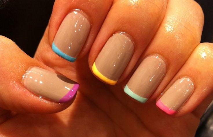 more rainbow | Nails n Toes-aRt                                                                                                                                                                                 Mais