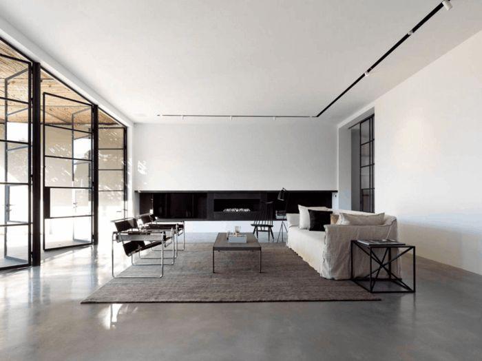 Die besten 25 minimalistisch wohnen ideen auf pinterest for Minimalistisch wohnen