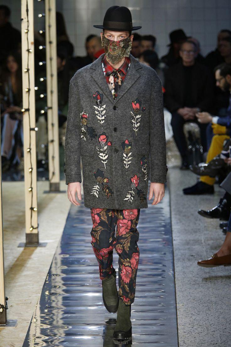 Antonio Marras | Menswear - Autumn 2016 | Look 42