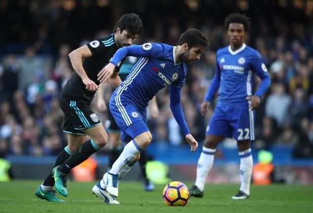 #rumors  Chelsea FC transfer news: Cesc Fabregas wanted by AS Roma in January transfer window