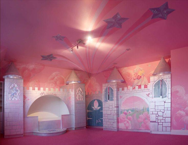 Every little girl s dream room. 69 best girls bedroom images on Pinterest