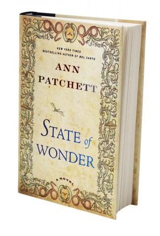state of wonder by ann patchett.  Have not read it yet.