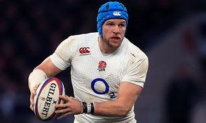 England flanker James Haskell set for four to six months out with toe injury