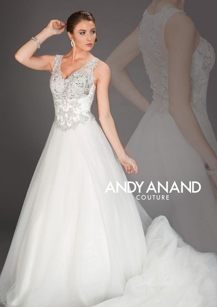 Andy Anand Wedding Dresses - Wedding Guest Dresses