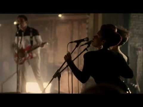 [BLEND] The U.K.'s Noisettes are fronted by Shingaii Shoniwa, this band has an amazing ability to draw from so many different musical styles and decades that no one video will really tell you about their diverse sound...one of many great songs from this promising band...
