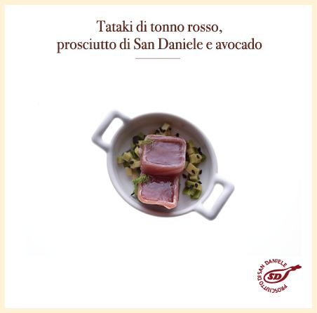 #tataki e #sandaniele http://www.prosciuttosandaniele.it/home_prosciuttosandaniele.php?n=398&l=it