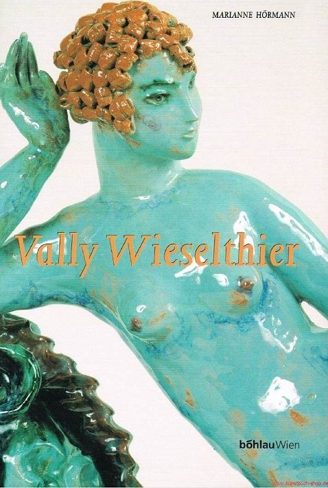 Fachbuch Vally Wieselthier 1895-1945 Wiener Werkstätten Keramik