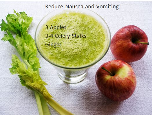 Juicing while pregnant