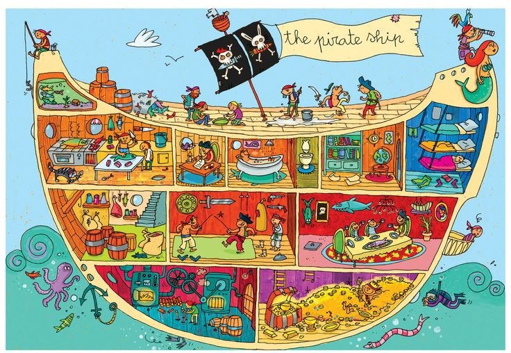 Describing Pirates! Visit: www.emilieslanguages.com or https://www.facebook.com/emilieslanguages #emilieslanguages #pirates
