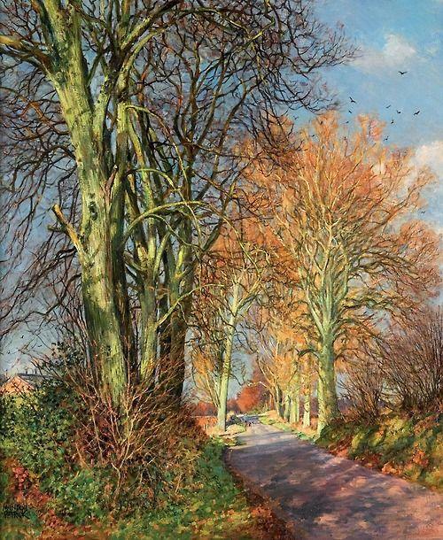 Autumn - James McIntosh Patrick