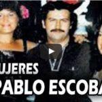 Las MUJERES que tuvo PABLO ESCOBAR EN SU VIDA