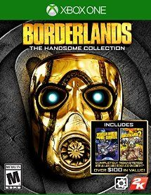 [Amazon] Borderlands: The Handsome Collection - PS4/Xbox One - $14.99