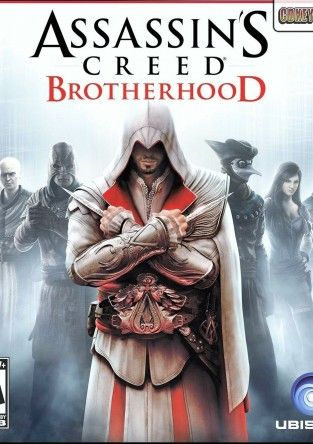 ASSASSIN'S CREED: Broterhood UPLAY CD-KEY GLOBAL #assassinscreedbroterhood #uplay #cdkey #giochipc #pcgames #avventura #azione #cooperazione #multiplayer